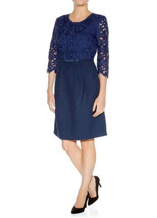 Шикарное платье от очень дорогого бренда darling рр 8 наш 42