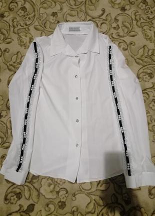Блуза рубашка красивая нарядная.