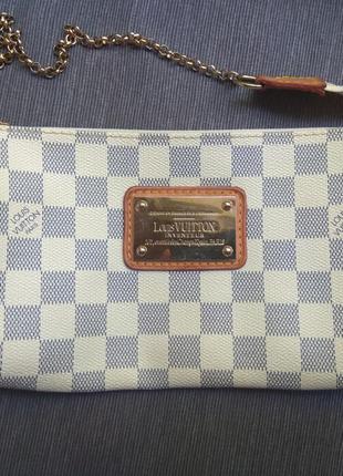 Женская сумка louis vuitton eva с кодом ор