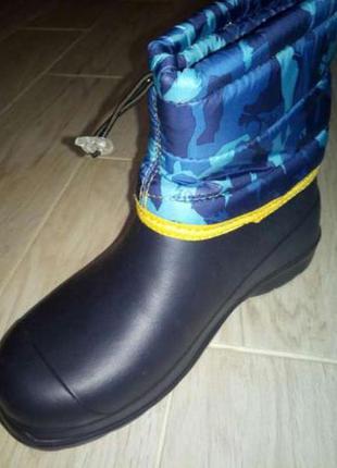 Ботинки сапоги зимние