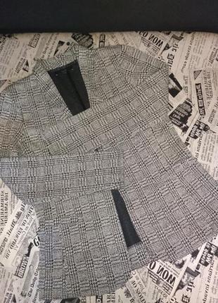 Трикотажные пиджак - кардиган