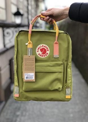 Fjallraven kanken рюкзак!!!