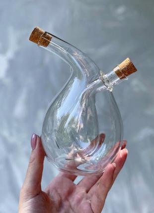 Ёмкость бутылочка для масла и уксуса