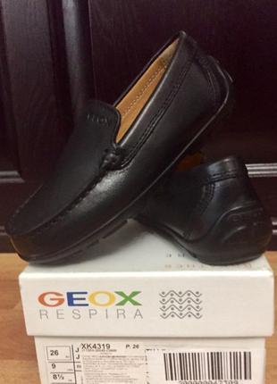 Туфли, мокасины geox