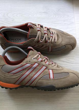 Кроссовки туфли geox respira