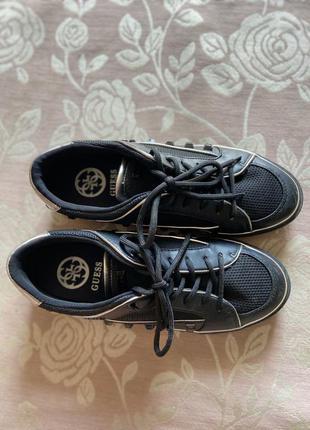 Guess кроссовки-туфли