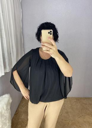 Красивая блуза с люрексом
