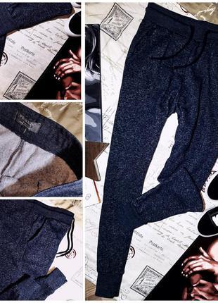 Спортивные штаны с начёсом primark xs не ношенные