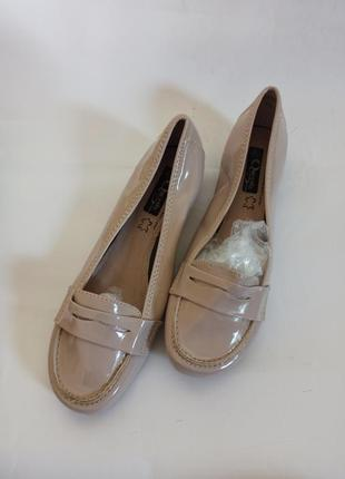 Queen's & sons балетки, мокасины.брендове взуття stock