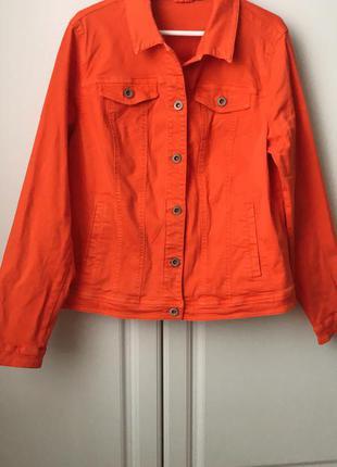Джинсовая куртка cecil