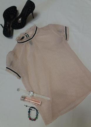 Стильная блуза oodji