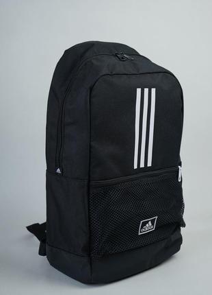 Чорний великий рюкзак adidas, оригінал, новий