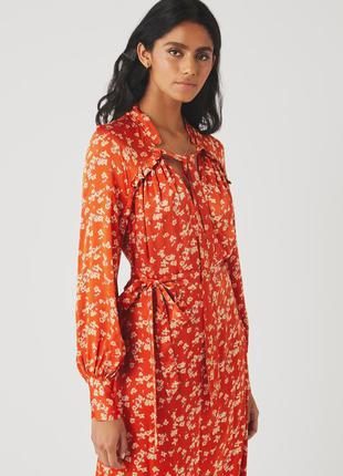 Новое платье ghost, оригинал (maje sandro iro