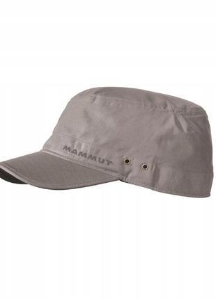 Мужская кепка трекинговая mammut оригинал размер m