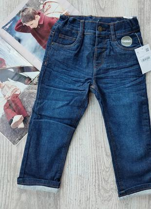 Джинсы на подкладке, брюки, штаны