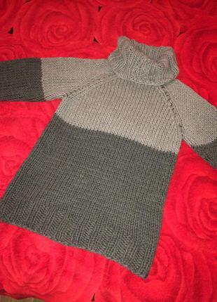 Тёплый свитер asos