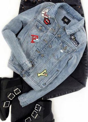 Джинсова куртка джинсовая джинсовка