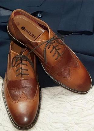 Туфли  оксфорды ,кожа натуральная 🔥