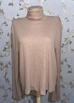 Блуза в рубчик