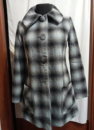 Пальто б/у, деми,  xl, ц. 120 гр