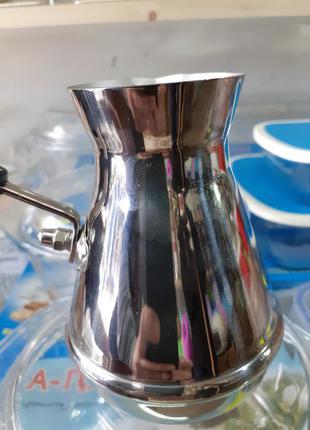 Турка для заваривания кофе. 350 мл.