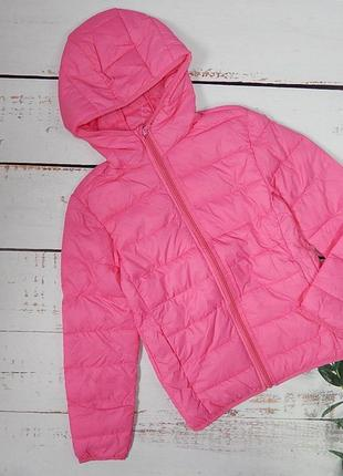 Куртки демисезонные для девочек glo-story 110/116-158/164 р.р.(2521)