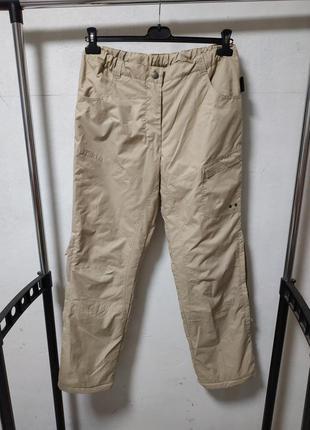 Теплые штаны на синтепоне размер евро 42*