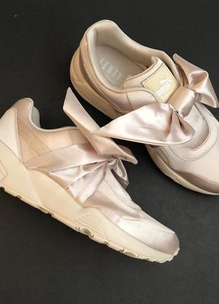 Кроссовки puma fenty x rihanna, женские кроссовки, кроссовки puma, puma, кросовки puma