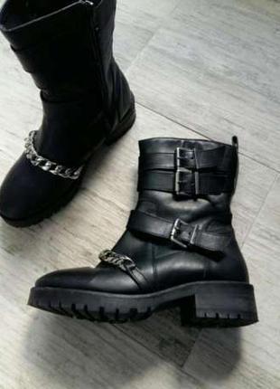 Нереально крутые ботинки river island
