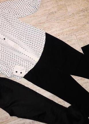 Набір блуща штанці