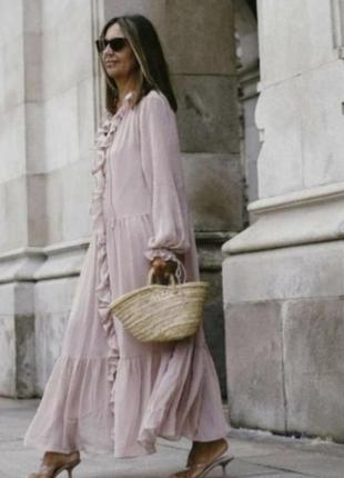 Платье h&m m-l-xl