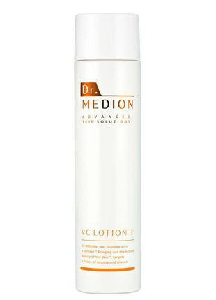 Dr. medion vc lotion plus мультивитаминный лосьон для расширенных пор