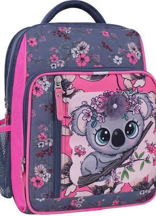Рюкзак школьный, рюкзак для девочки, рюкзак для ребенка, фирменный рюкзак bagland