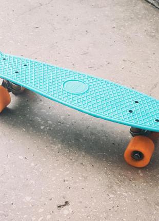 Пені борд. скейт