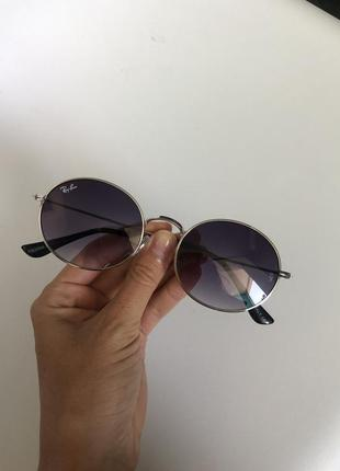 Акция! 1+1=3! на все очки! женские солнцезащитные очки ray ban2 фото