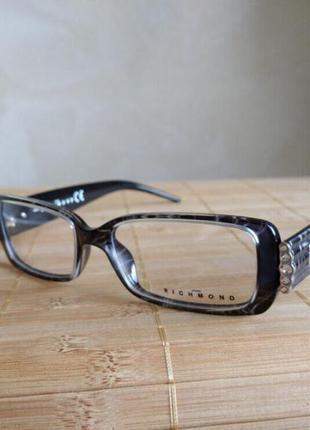 Распродажа фирменная оправа под линзы,очки оригинал richmond jr14502