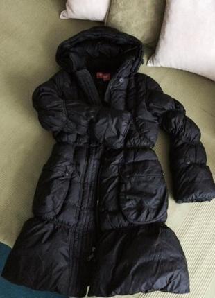Пальто, пуховик.