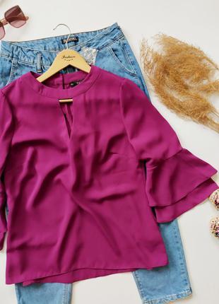 Шикарная новая блуза f&f