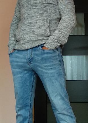 Бангладеш мужские джинсы скинни fsbn. 30/32