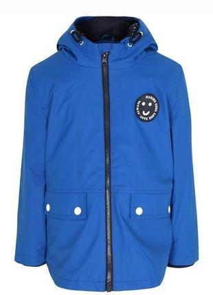 Бесплатная доставка! george новая курточка 3 в 1(две курточки) на мальчика 1.5-2 года.