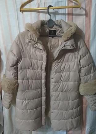Зимнее пальто- трансформер.