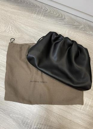 Шкіряна сумка bottega