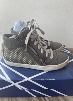 Ботинки geox 36р.