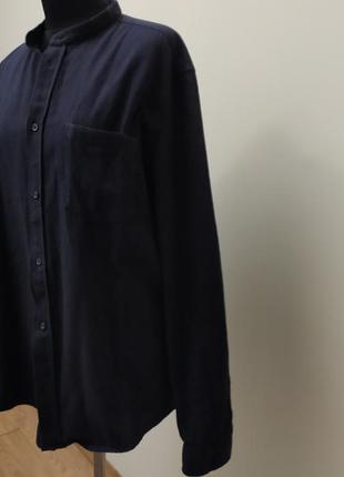 Оригинальная рубашка «оверсайз» модного шведского бренда «cos»