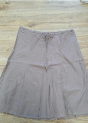 Спідниця  льняна ( юбка льненая)
