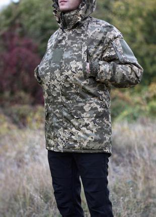 Бушлат / куртка зимова піксель