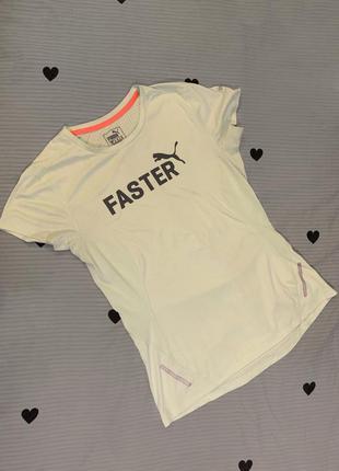 Футболка для бега и спорта
