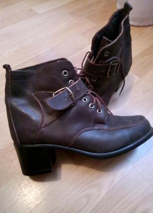Супер мягкие зимние ботинки