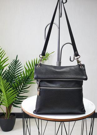 Фірмова італійська  шкіряна сумочка