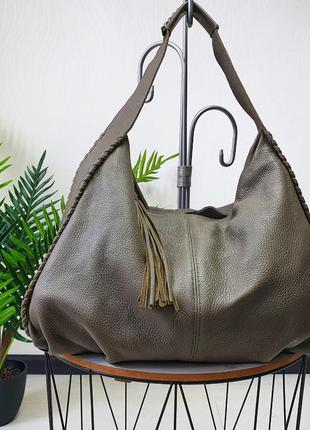 Фірмова італьйська шкіряна сумка pergolesi